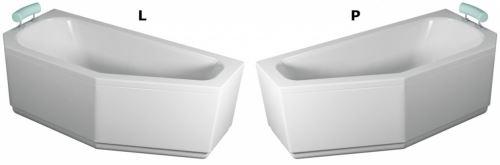 TEIKO panel k vaně PANAMA L, bílá (V120160L62T04001)