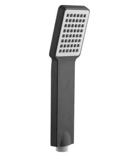Sapho Ruční sprcha, 1 funkce, 235 mm, ABS/černá