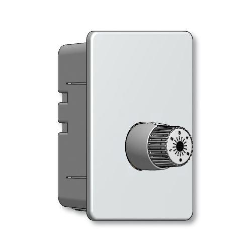 IVAR RTL ventil IC-BOX2 - včetně integrovaného termostatického ventilu; bílá 506603