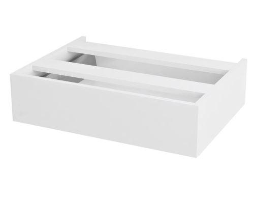 Sapho AVICE 1x zásuvka závěsná 60x15x48cm, bílá