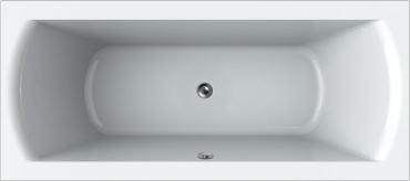 TEIKO Vana FENIX 170 x 75, bílá (V112170N04T11001)