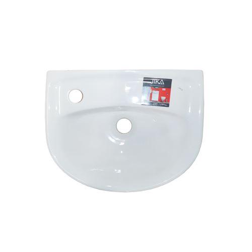 JIKA LYRA PLUS Umývátko 40 cm, otvor vlevo (H8153810001051)