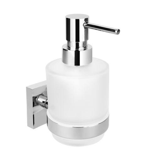 Sapho X-SQUARE dávkovač mýdla MINI 200ml, chrom