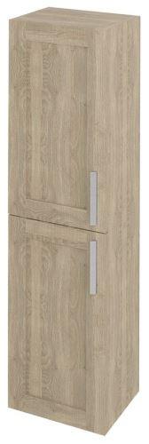 Sapho AMIA skříňka vysoká 35x140x30cm, levá/pravá, dub Texas