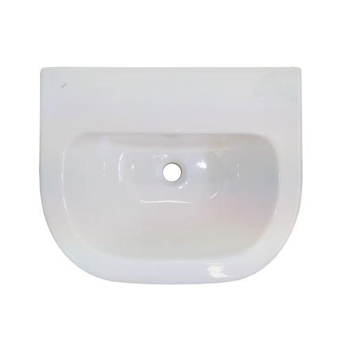 JIKA DEEP Umyvadlo 50 cm bez otovoru (H8126110001091)