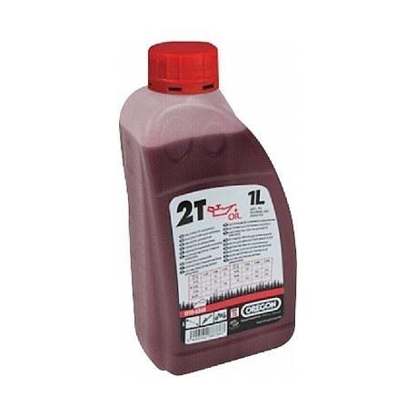 OREGON Olej pro 2T motory 1000 ml - červený (O10-6365)