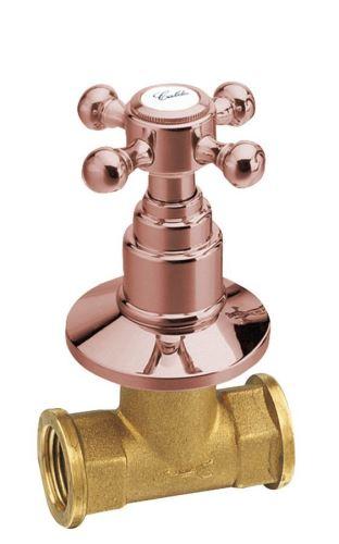 Reitano Rubinetteria ANTEA podomítkový ventil, teplá, růžové zlato