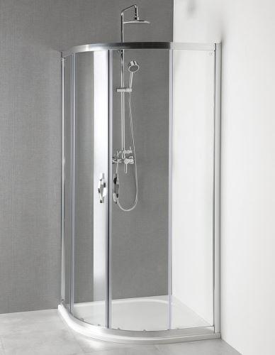 GELCO AKCE sprchový kout 900x900mm, čiré sklo ( AG4290 ) + vanička PQ559R