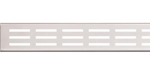 ALCAPLAST Rošt pro drenážní žlab 100 mm, pozinkovaná ocel (ADZ-R121)