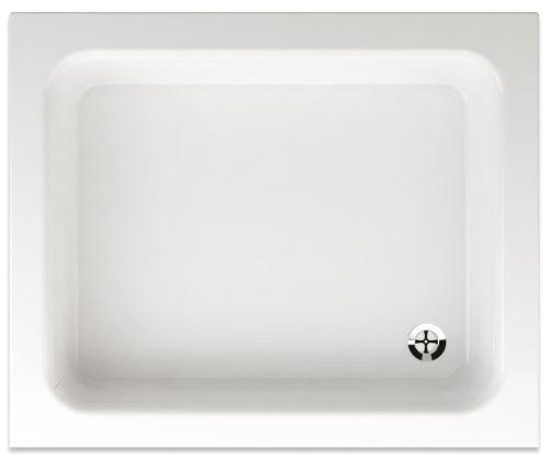 TEIKO Sprchová vanička obdelníková ODEON 90x75 (V132090N32T02001)