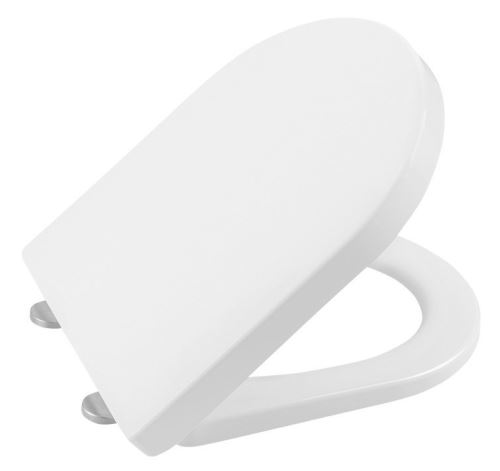 Sapho LISA WC sedátko Soft Close, duroplast, bílá