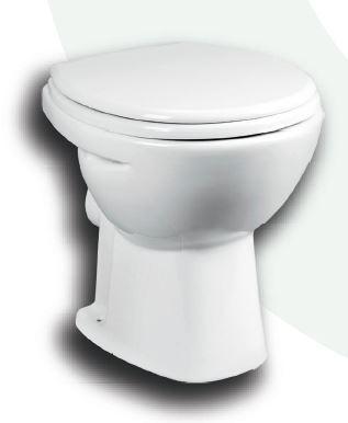 WC mísa stojící Basic A161101004