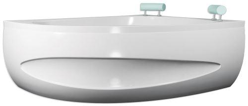 TEIKO panel k vaně SPINELL 180 P, bílá (V120180R62T02001)