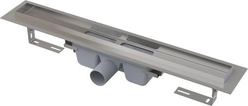 ALCAPLAST APZ6 PROFESSIONAL-650 Podlahový žlab s okrajem pro plný rošt