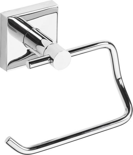 Sapho X-SQUARE držák toaletního papíru bez krytu, 135x100x90 mm, chrom