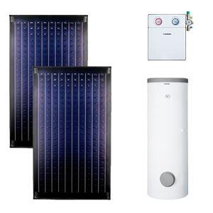 JUNKERS Solar paket BASIC FKC, šikmá střecha (7738560045)