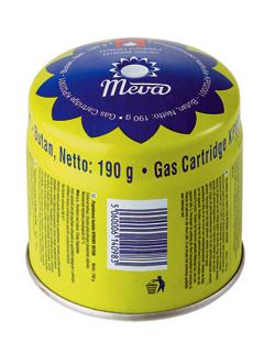 MEVA Kartuše 190 g – propichovací, butan (KP02001)