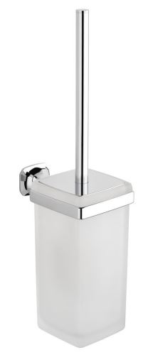 Sapho AIDA WC štětka závěsná, chrom
