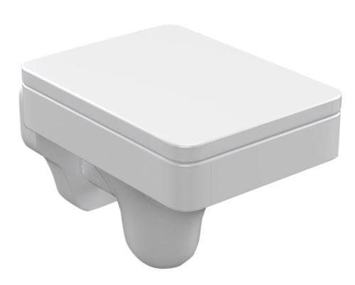 Kerasan CENTO WC závěsné 36x50cm