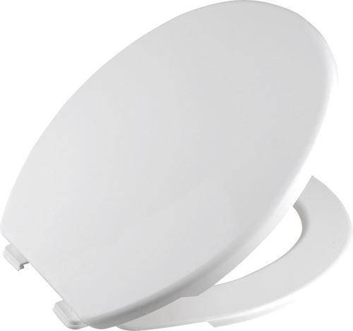 Aqualine HELENA WC sedátko, polypropylen, bílá