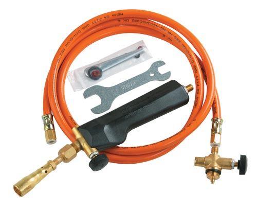 MEVA Plynová opalovací souprava 1,2 kW (2197)