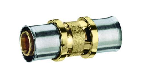 GIACOMINI RP102 Spojka   (lisovaný spoj) 18x2 (RP102X005)