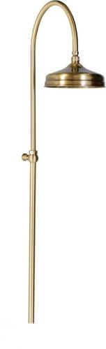 Reitano Rubinetteria ANTEA sprchový sloup k napojení na baterii, hlavová sprcha, bronz
