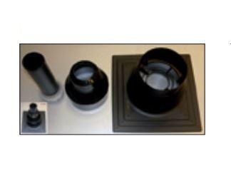 PROTHERM Komínová plastová hlavice Flex 80 mm (0020136666)