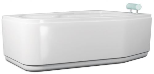 TEIKO panel k vaně BODAM P, bílá (V120160R62T01001)