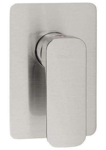 Sapho SPY podomítková sprchová baterie, 1 výstup, nikl