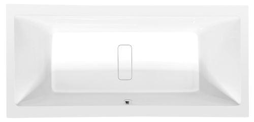 Polysan MARLENE obdélníková vana 200x90x48cm, bílá