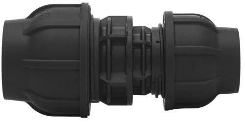 GEBO PE spojka přímá redukovaná 40 x 32 (13064032)