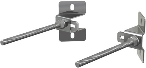 ALCAPLAST Adaptér pro upevnění do rohu (M918)