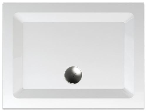 TEIKO Sprchová vanička obdélníková hladká PALLAS 100x75 (V132100N32T05001)