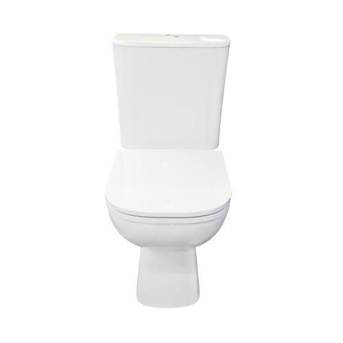 JIKA DEEP WC kombi nádrž s armaturou, boční napouštění (H8276120002411)