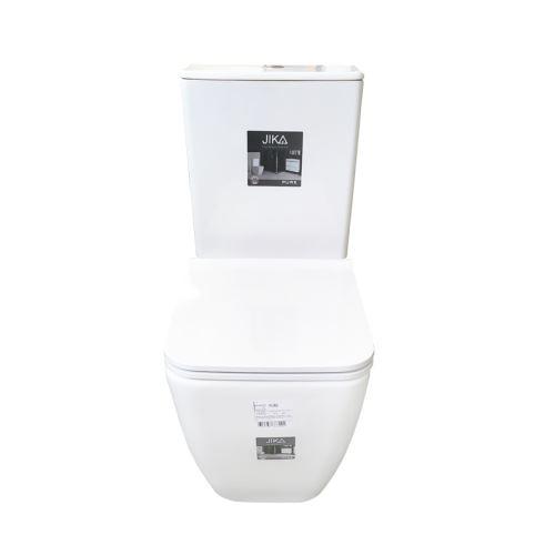 JIKA PURE WC kombi mísa, VARIO odpad (H8244260002311)