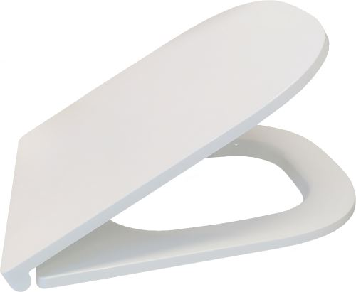 JIKA DEEP WC Sedátko, kovové úchyty (H8936103000631)