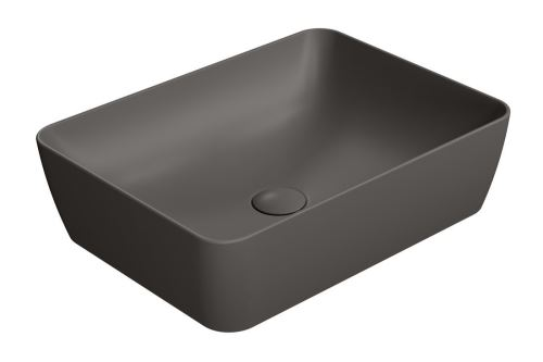 GSI SAND umyvadlo na desku 50x38 cm, bistro mat