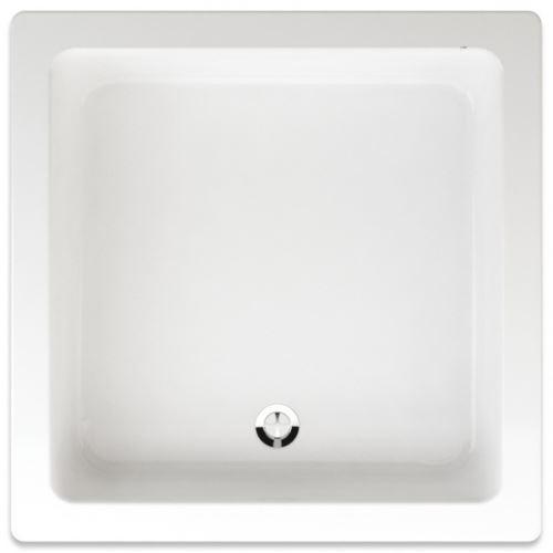 TEIKO Sprchová vanička čtvercová JUNO 80 (V134080N32T01001)