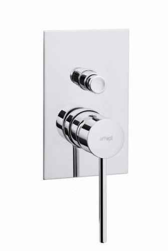 Effepi THOR podomítková sprchová baterie, 2 výstupy, chrom