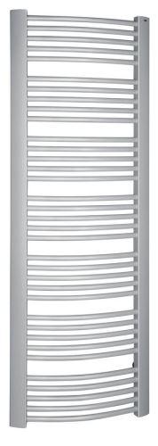 Sapho EGEON otopné těleso 595x1742mm, 1057 W, stříbrná strukturální