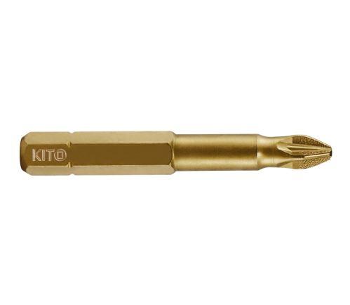 KITO Hrot, PZ 3x50mm, S2/TiN