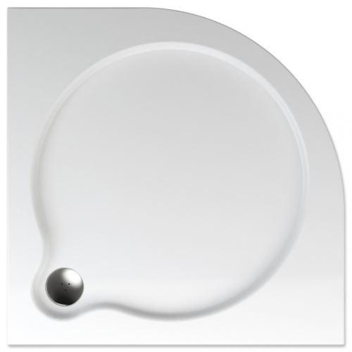 TEIKO Sprchová vanička čtvrtkruhová VESTA 80 (V131080N32T06001)