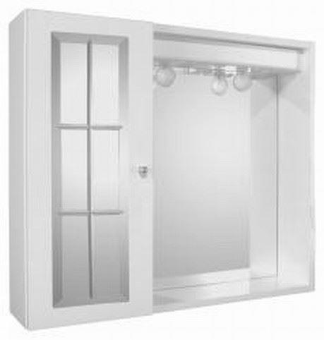 JOKEY Supereco 70 - zrcadlová skříňka