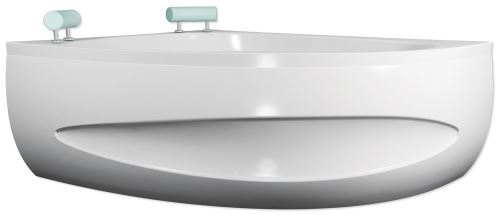 TEIKO panel k vaně SPINELL 160 L, bílá (V120160L62T02001)