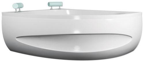 TEIKO panel k vaně SPINELL 160 P, bílá (V120160R62T02001)
