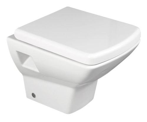 Aqualine SOLUZIONE WC závěsné 35x50,5cm, bílá