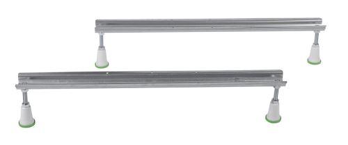 Polysan Podstavec k akrylátové vaně Polysan, L-515/890 mm, pár