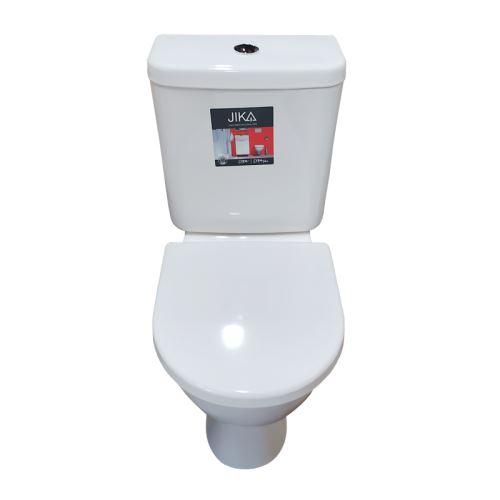 JIKA LYRA PLUS WC kombi šikmý odpad, boční napouštění (H8263840002413)