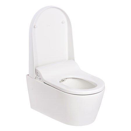 GEBERIT AQUACLEAN SELA Závěsná sprchovací toaleta, alpská bílá (146.143.11.1)
